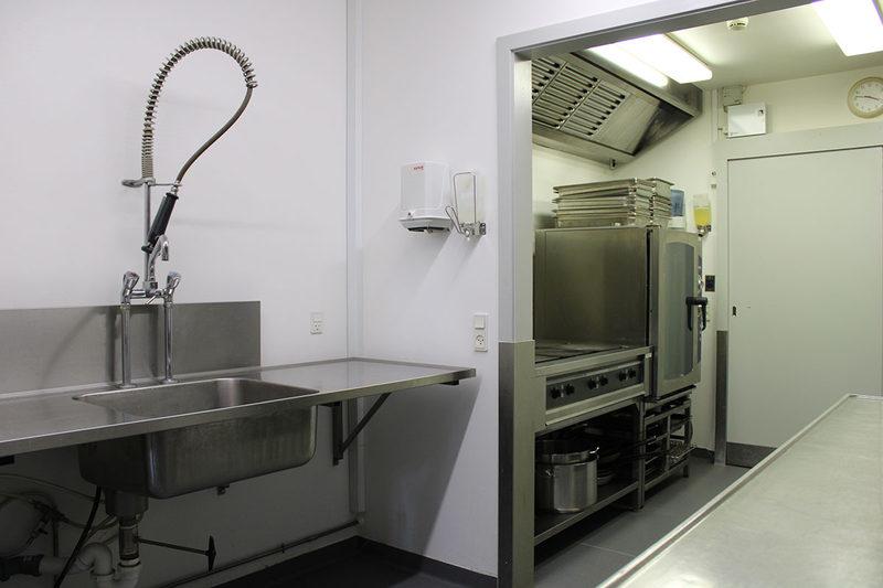 Køkken Kilden